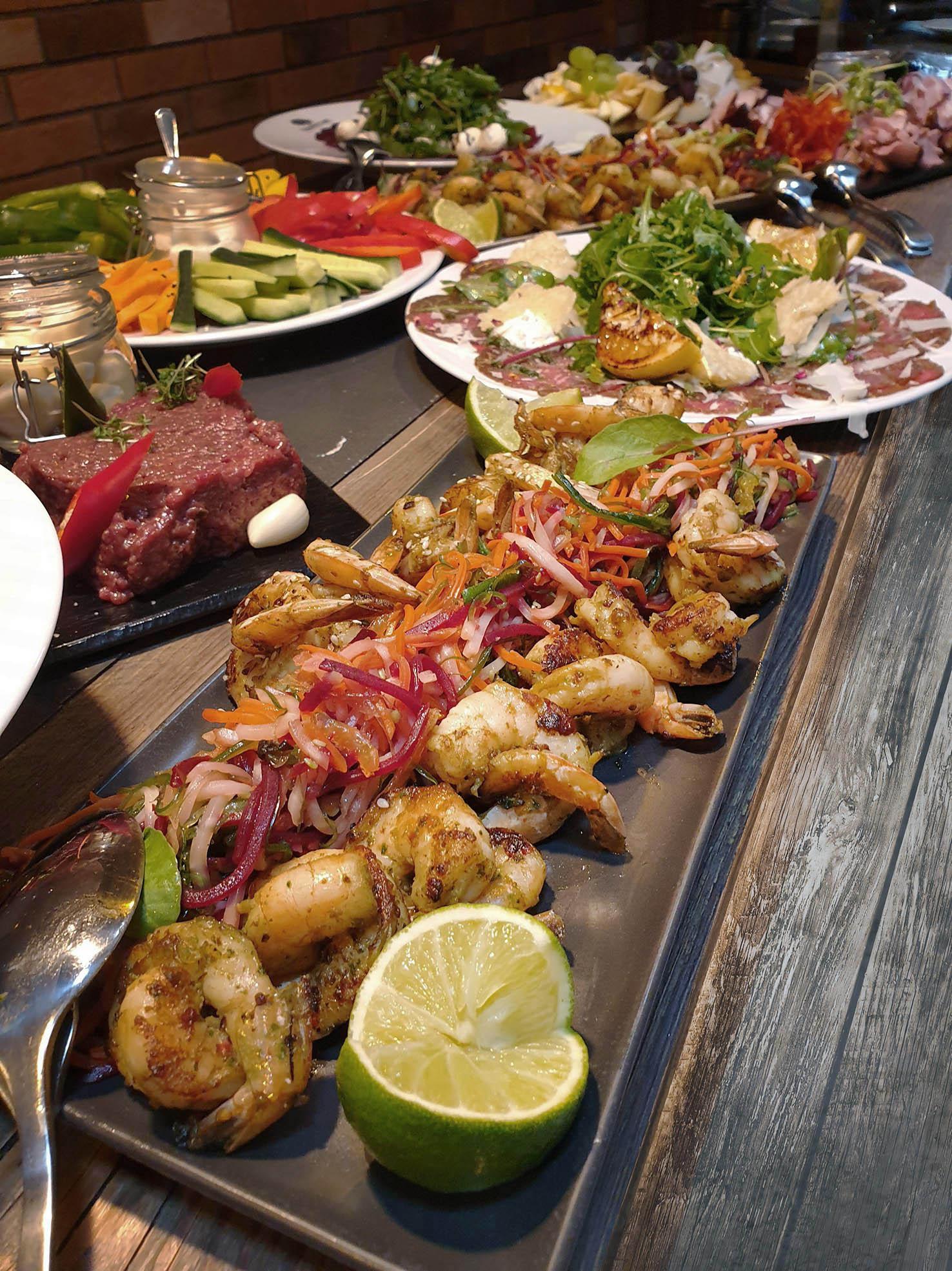 Catering - Restaurace Letná